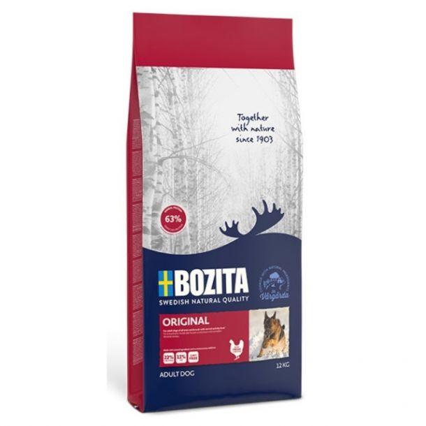 Корм сухой BOZITA NATURALES ORIGINAL для собак всех пород с курицей 12кг