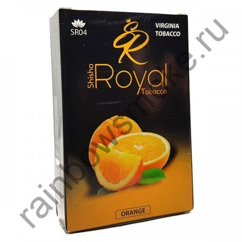 Royal 50 гр - Orange (Апельсин)