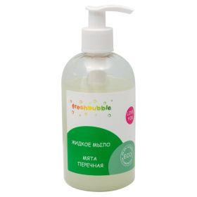 Жидкое мыло Levrana «Мята перечная» Freshbubble 300мл