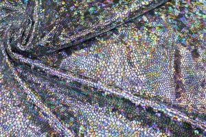 """Бифлекс """"голограмма"""" (трикотаж)  24131/C#2B"""