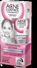 """""""fk"""" Глиняная маска для лица серии «Acne Control Professional» увлажняющая антибактериальная 45мл"""