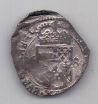 патард 1680 года Брабант Испанские Нидерланды