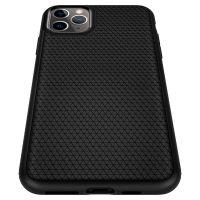 Купить чехол Spigen Liquid Air для iPhone 11 Pro черный: купить недорого в Москве — выгодные цены на чехлы для айфон 11 Про в интернет-магазине «Elite-Case.ru»