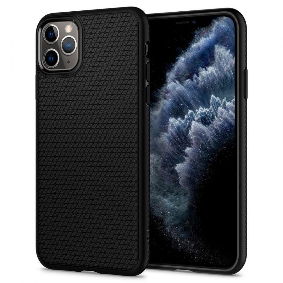 Чехол SGP Spigen Liquid Air для iPhone 11 Pro черный