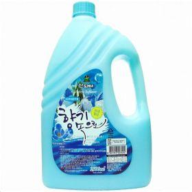 Кондиционер для белья SANDOKKAEBI  Soft Aroma Aqua Blue 2.1л