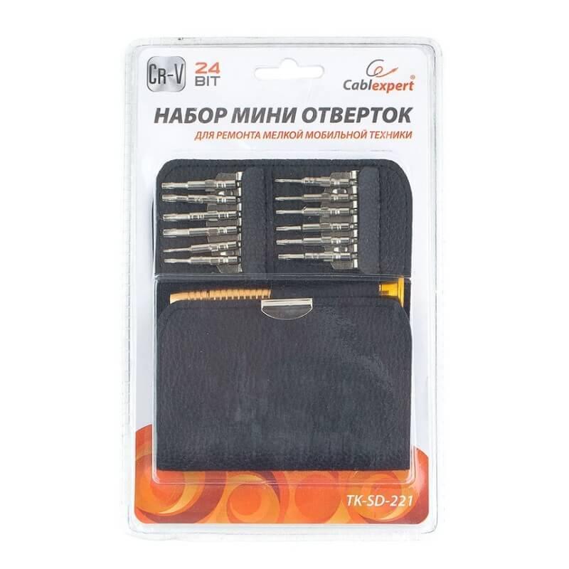 Набор-бумажник для ремонта телефонов Cablexpert
