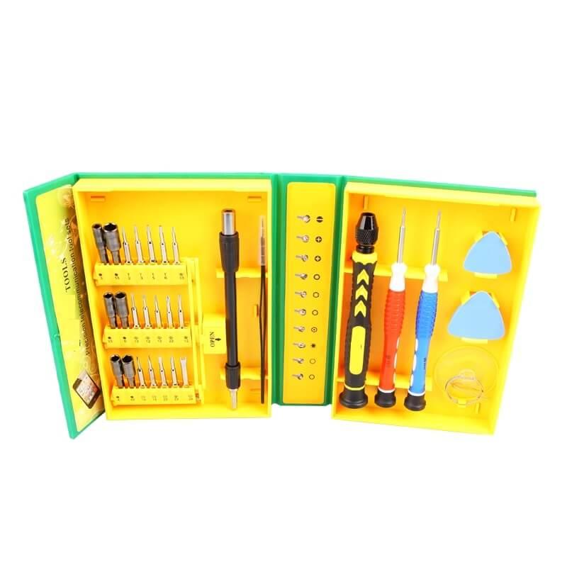 Набор инструментов для ремонта (телефоны, часы, компьютеры, камеры, планшеты)