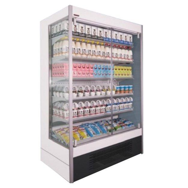 Горка холодильная Ариада Ливерпуль ВУ48GL-1250