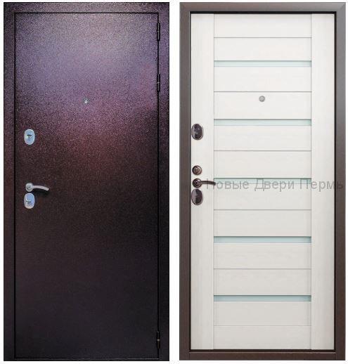 """""""МОНОЛИТ-ПОРТА"""" , Капучино. Повышенная шумоизоляция дверь."""