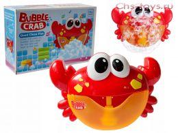 Игрушка для ванны Пенный краб