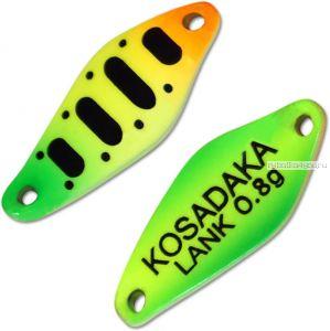 Блесна колебалка Kosadaka Trout Police Lank 0,8 гр / 22 мм / цвет: AA19