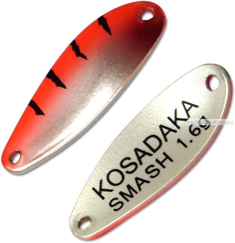 Блесна колебалка Kosadaka Trout Police Smash 1,6 гр / 27 мм / цвет: AJ75
