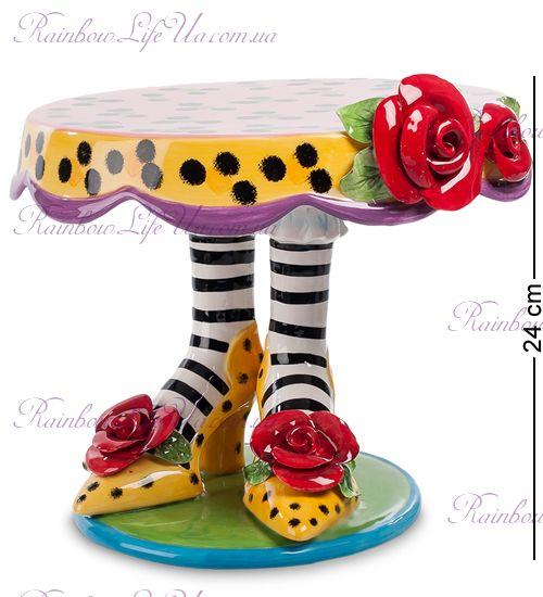 """Тортовница туфли """"Pavone"""""""