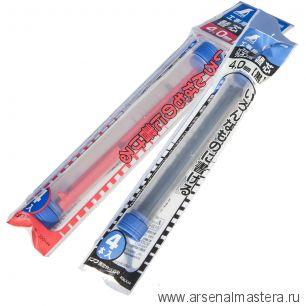 Стержни для мелка черные 4мм 4 шт Shinwa 78458 М00015773