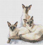 """""""Натюркот"""". Схема для вышивания крестиком."""