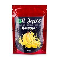 Бестабачная смесь для кальяна Asti Juice Банан, 50 г.