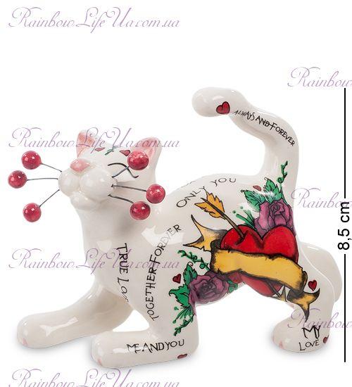 """Фигурка кот Лавелас """"Pavone"""""""