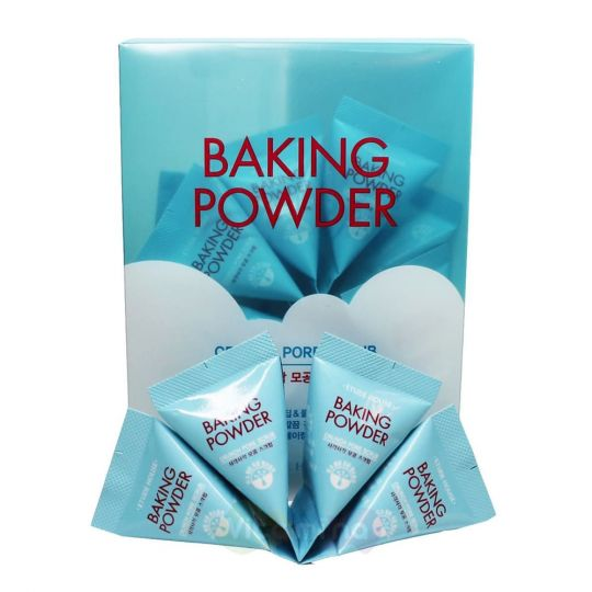 Etude House Скраб для лица Baking Powder Crunch Pore Scrub