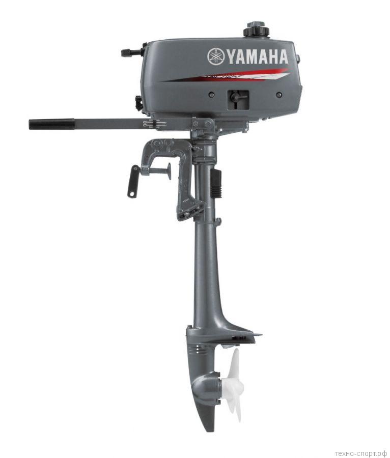 Лодочный мотор Yamaha 2 DMHS 2х-тактный