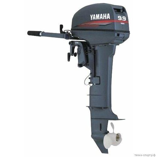 Лодочный мотор Yamaha 9,9 GMHS 2х-тактный