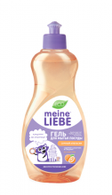 "Meine LIEBE Гель для мытья посуды ""Сочный апельсин"". Концентрат, 500 г"
