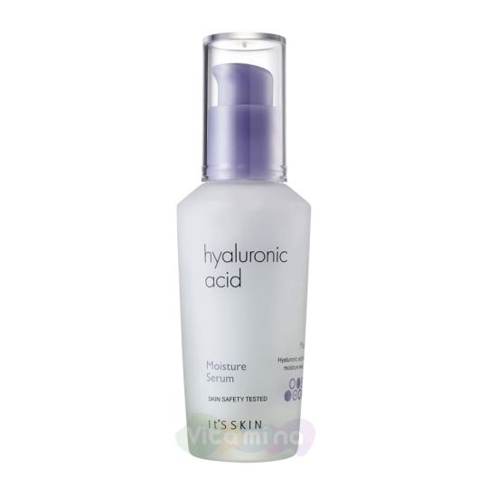 It's Skin Увлажняющая сыворотка для лица с гиалуроновой кислотой Hyaluronic Acid Moisture Serum, 40 мл
