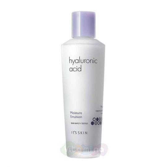 It's Skin Увлажняющая эмульсия с гиалуроновой кислотой Hyaluronic Acid Moisture Emulsion, 150 мл