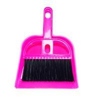 Набор мини-метёлка и совочек MINI DUSTPAN SET, Цвет Розовый (2)