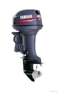 Лодочный мотор Yamaha 40 XWS 2х-тактный