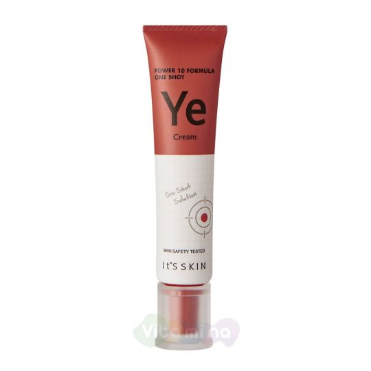 It's Skin Восстанавливающий крем Power 10 Formula One Shot YE Cream, 35 мл