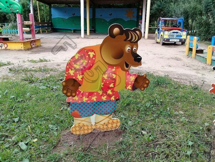 """Уличная фигура """"Медведь"""""""