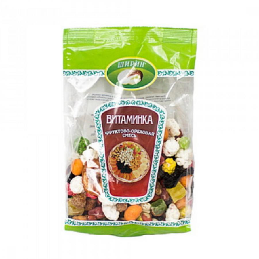 Фруктово-ореховая смесь Витаминка Ширин