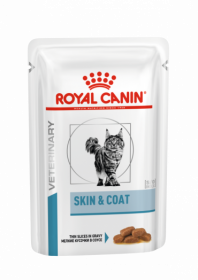 Роял Канин Скин энд Коат для кошек (Skin & Coat feline) 85г.