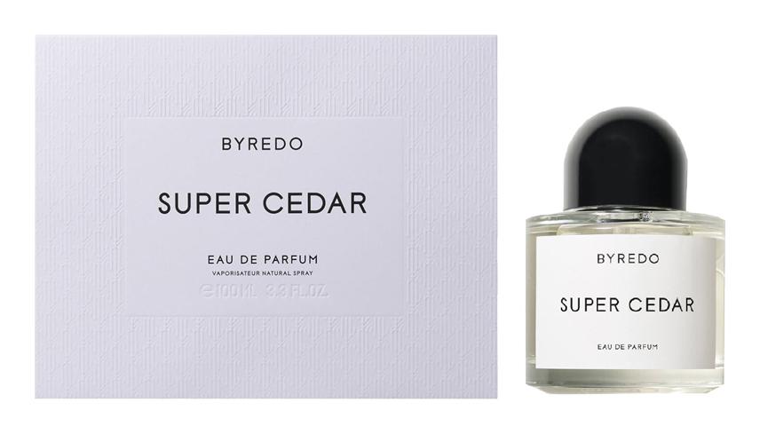 "Byredo ""Super Cedar"" (унисекс) 100 мл - подарочная упаковка"