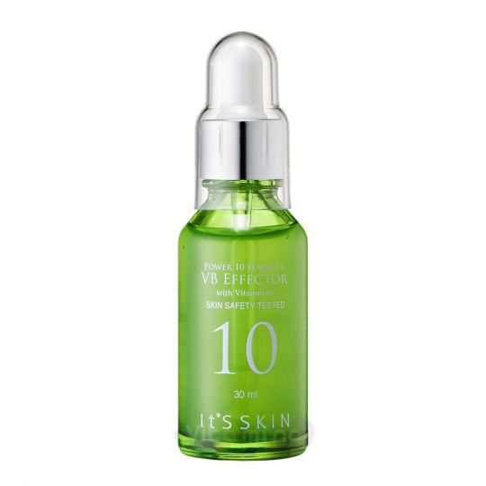 It's Skin Успокаивающая сыворотка для лица с витамином В6 Power 10 Formula VB Effector, 30 мл