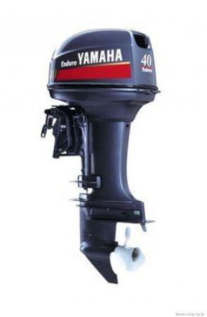 Лодочный мотор Yamaha E 40 XWS - 2х-тактный