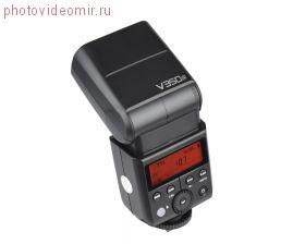Вспышка накамерная Godox Ving V350N TTL аккумуляторная для Nikon