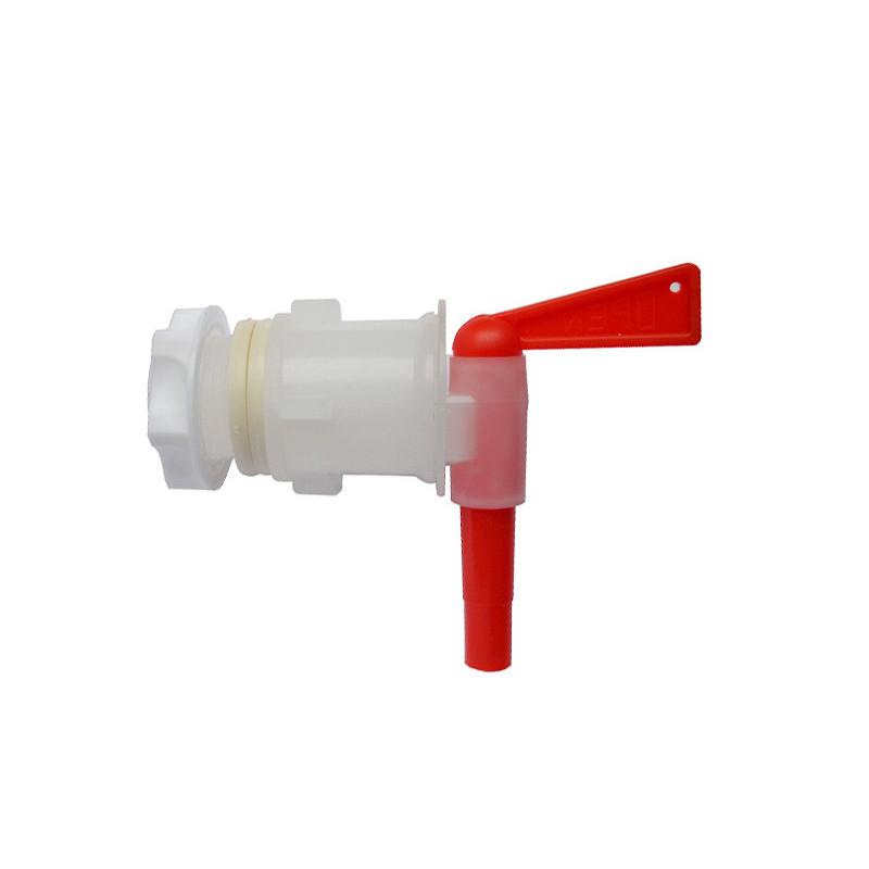 Пластиковый кран для бродильной емкости, 26 мм