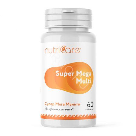 Витамины Супер Мега Мульти
