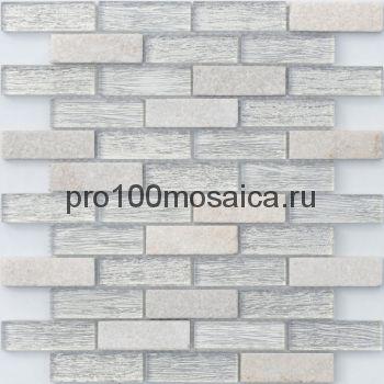 Мозаика Naturelle - Medina 26x29,8х0,8 см (чип 23х73х8 мм)