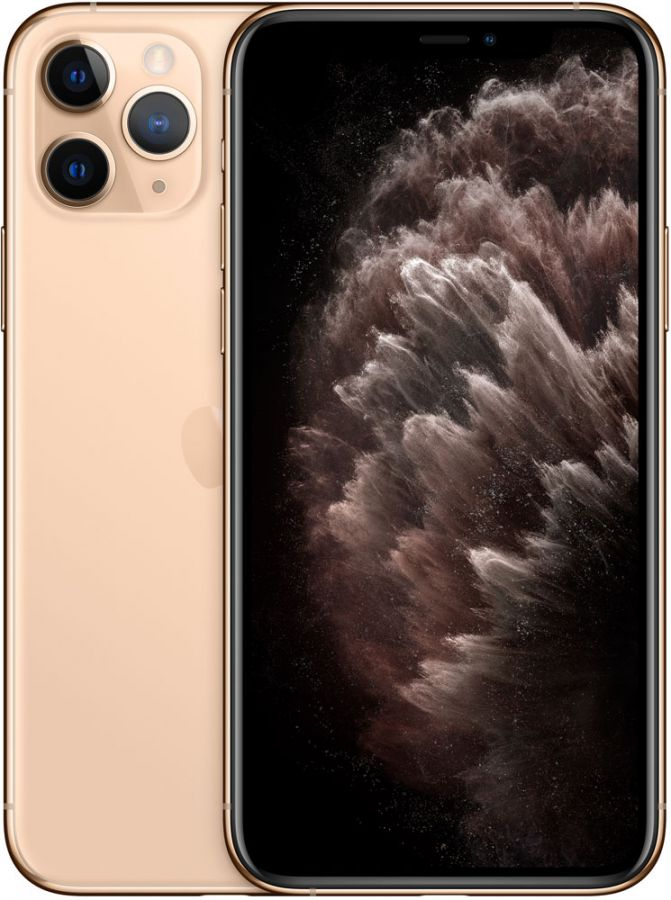 Apple iPhone 11 Pro MAX 256GB Gold Европа