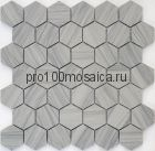 Мозаика Pietrine Hexagonal - Marmara gre