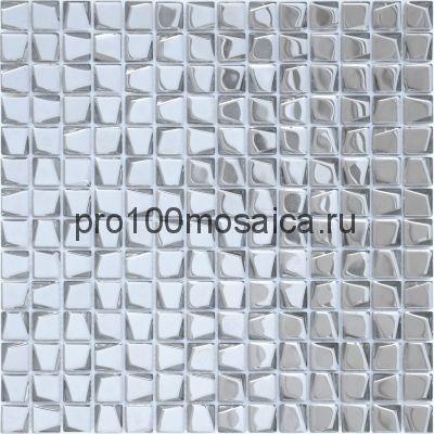 Мозаика Titanio trapezio 30,6х30,6x0,6 см (чип 20х20х6 мм)