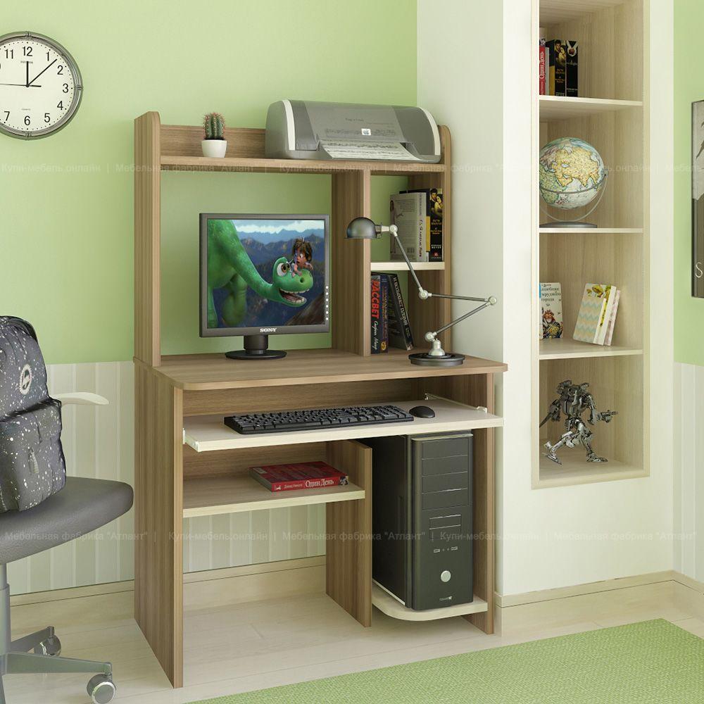 Стол компьютерный Интел 1