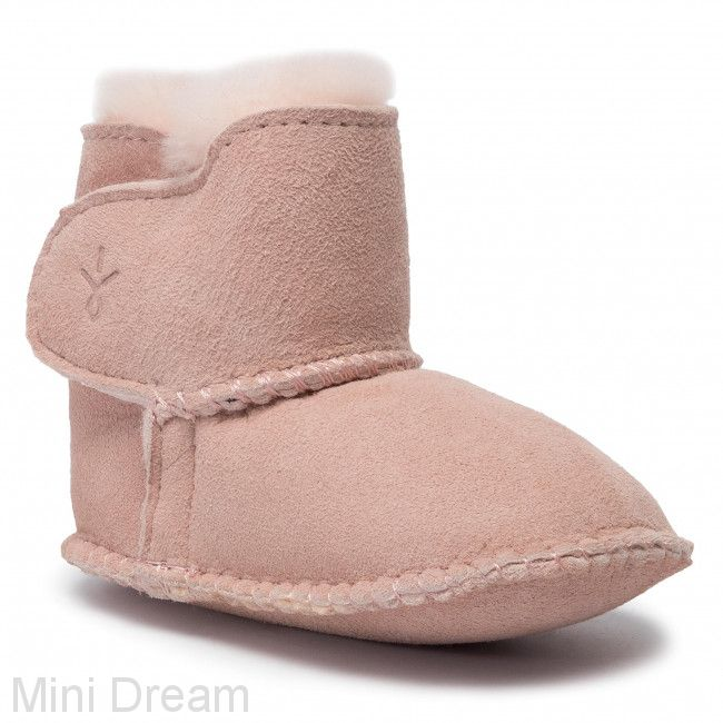 Baby Bootie dusty pink