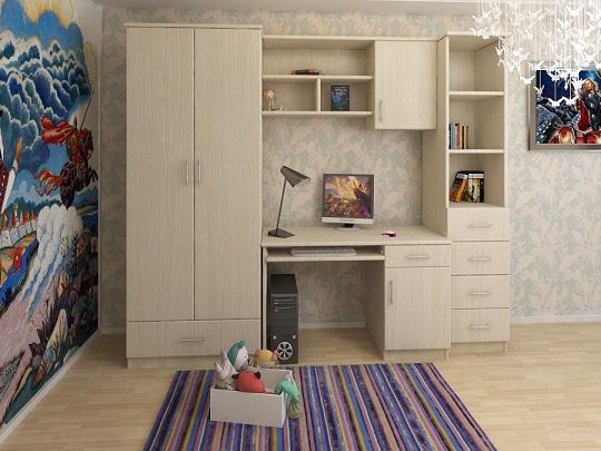 Комплект мебели Сережка (НАРУС)