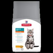Hill's Feline Adult Indoor Cat Chicken - Для кошек домашнего содержания (300 г)