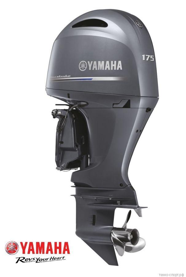 Лодочный мотор Yamaha F 175 AETX - 4х-тактный