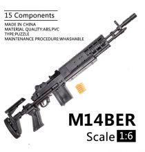 Сборная модель винтовки M14 BER  1:6