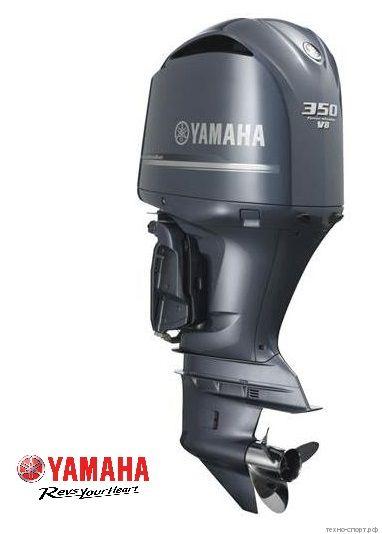 Лодочный мотор Yamaha F 350 AETU - 4х-тактный (V8)